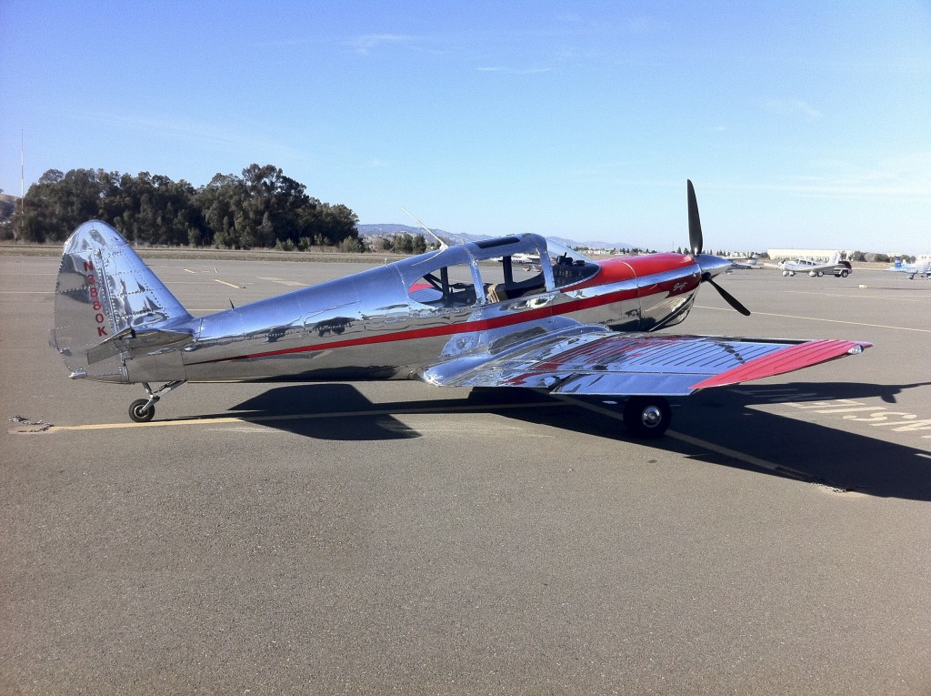 1948 Temco Swift GC-1B - EAA Chapter 1361