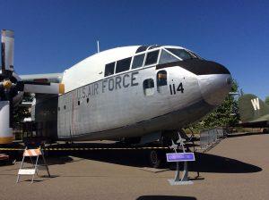 Fairchild C-119F