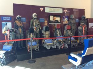 Ejection Seat History Exhibit