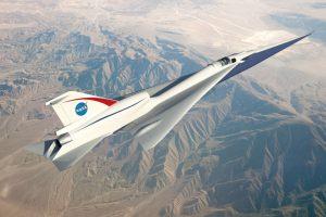 NASA-Supersonic