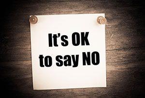 OK-to-Say-No