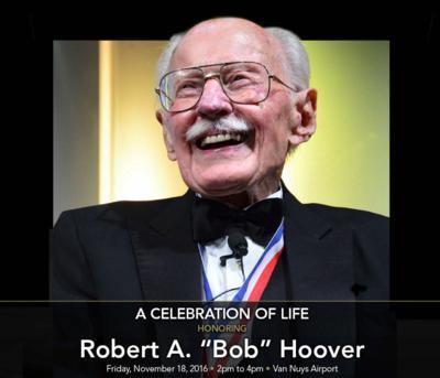 Bob Hoover Celebration of Life