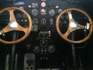Trimotor Front Office