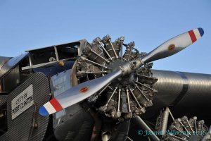 Up close with a Pratt & Whitney R-985