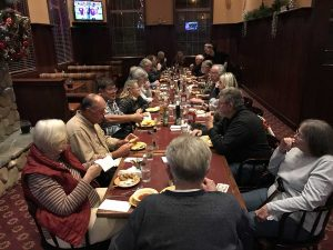 2016 Chapter 1361 Holiday Dinner