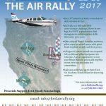 Hayward Air Rally Scholarships to EAA Air Academy