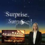 FAA TV - Surprise, Surprise!