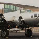 Everybody Enjoyed the B-17 Tour Event!