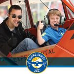 EAA Chapter 1361 Had Another Great Young Eagles Event