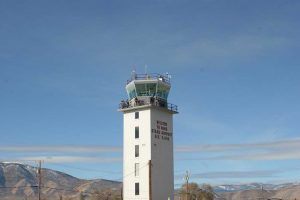 Reno-Stead Airport Control Tower