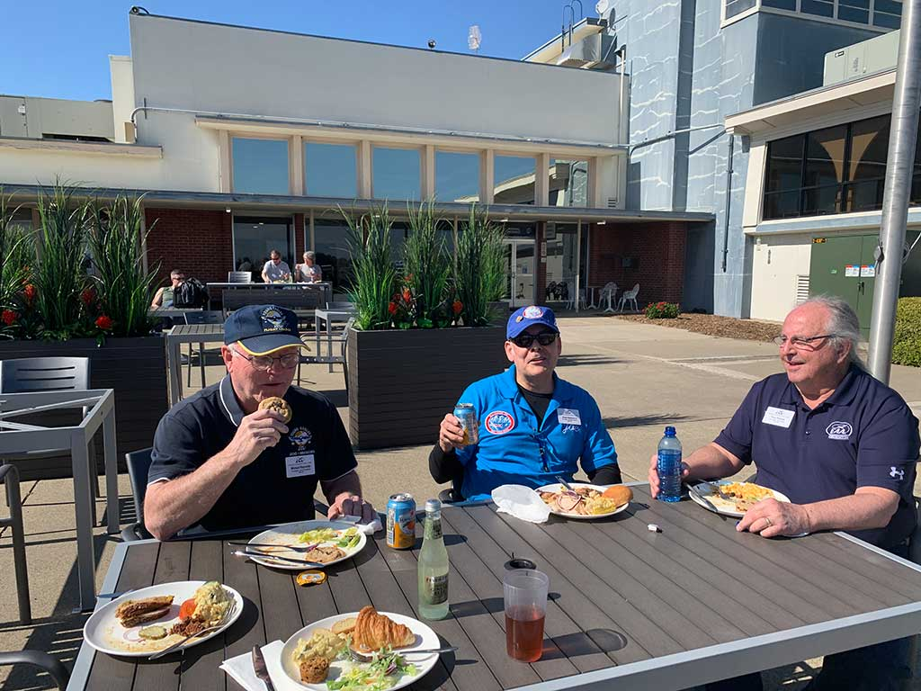 2020 Leadership Bootcamp - lunch break