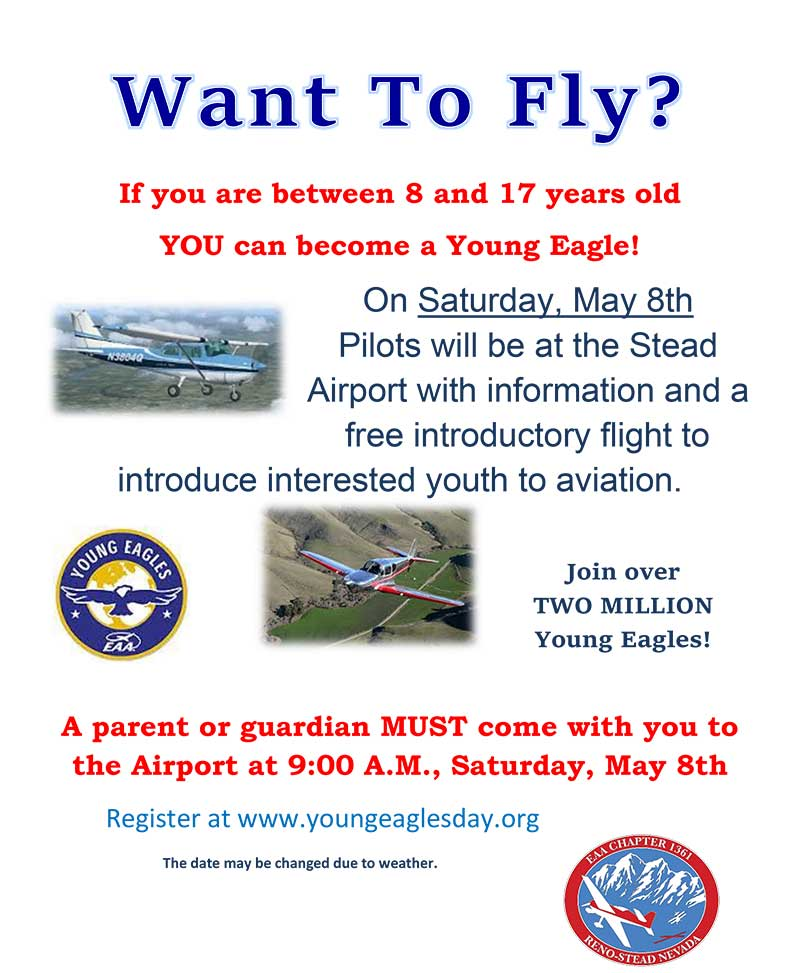 Young Eagles May 8, 2021