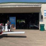 Homebuilder's Hangar at AirVenture 2019