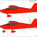 Sonex High-Wing Aircraft Design
